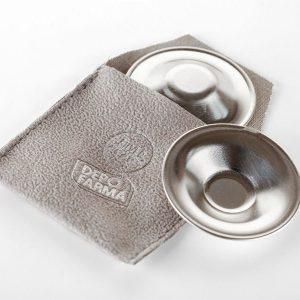 Coquille en argent pur à 999‰ Silver Cap
